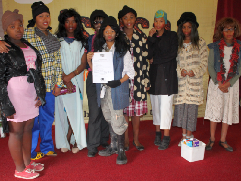 Would you like to know more about the Finalists in the Tshisa Talent Kouga Competition?