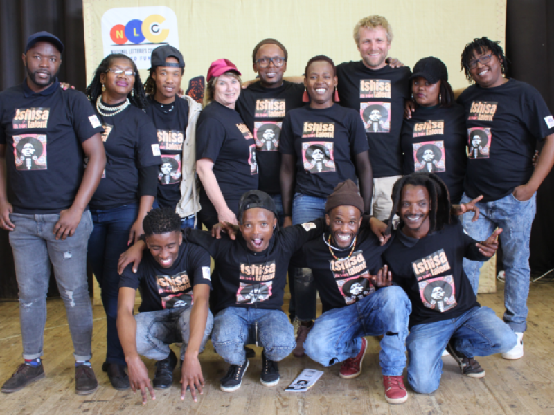 Tshisa Talent launches an Event Organising Program - Together with Kouga