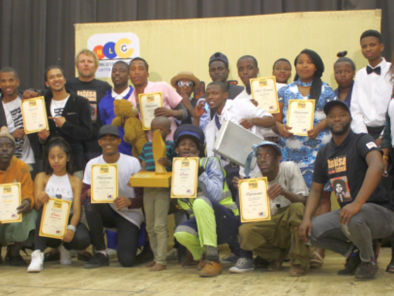 Want to know who won Tshisa Talent Together with Kouga Competition?